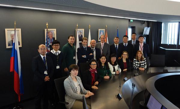 科技部代表团出席第9次ITER知识产权联络会议